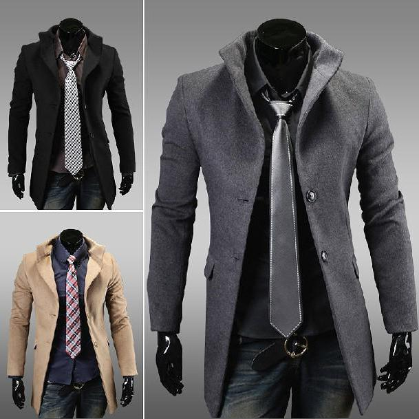класическо зимно палто