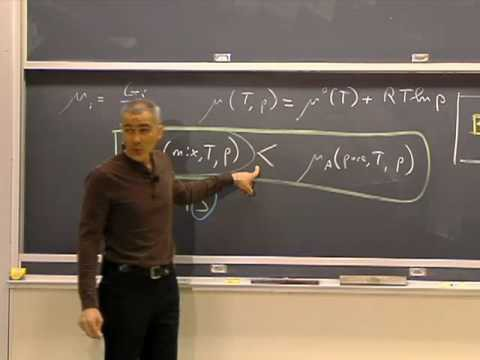 primeri termodinamičnih sistemov