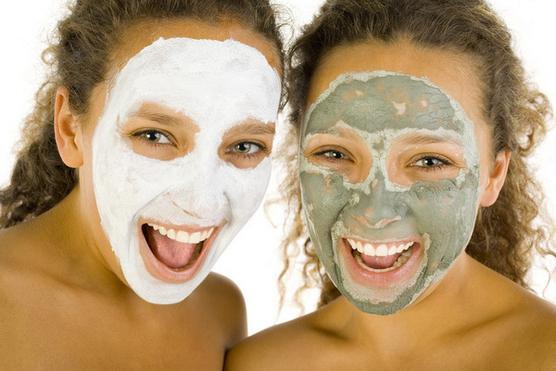 maschera detergente viso