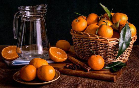 owoc klementynowy
