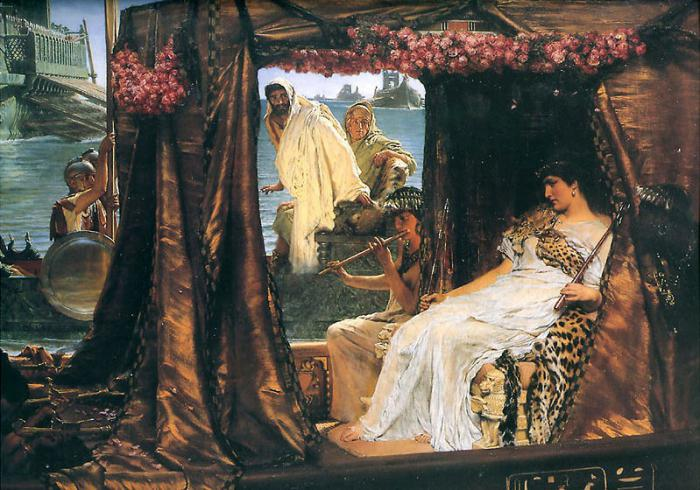 Cleopatra Královna Egypta obrazy