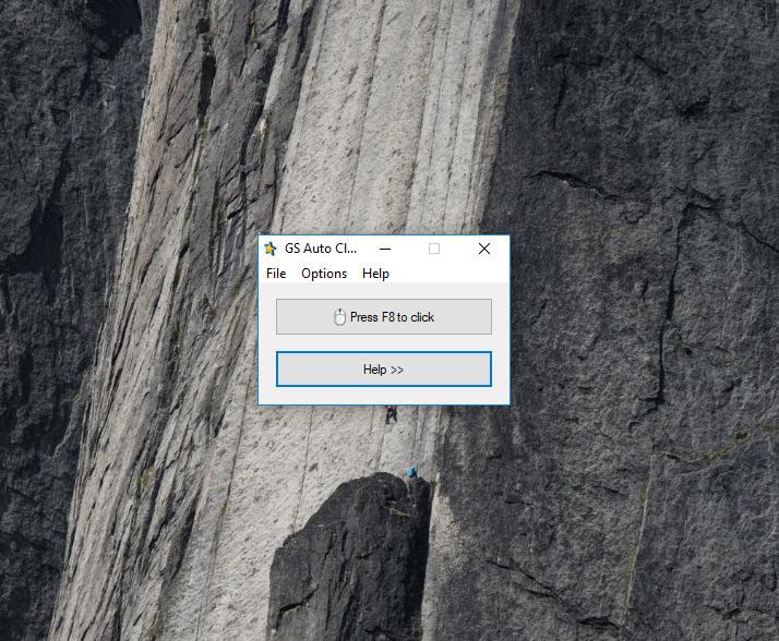 Clic del mouse automatico