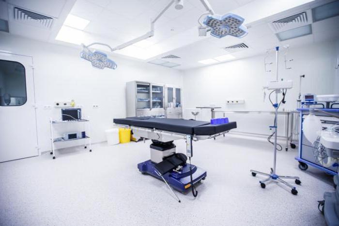 клиничку болницу на адреси иауза