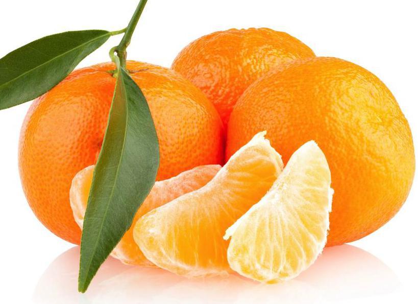 Nota mandarino