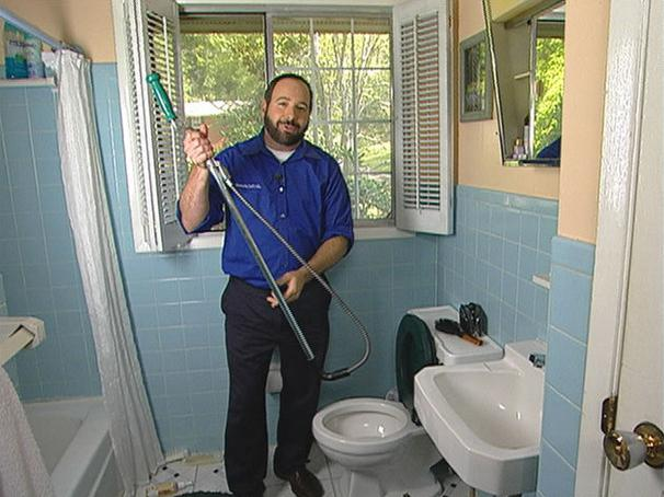 cosa fare se il bagno è intasato