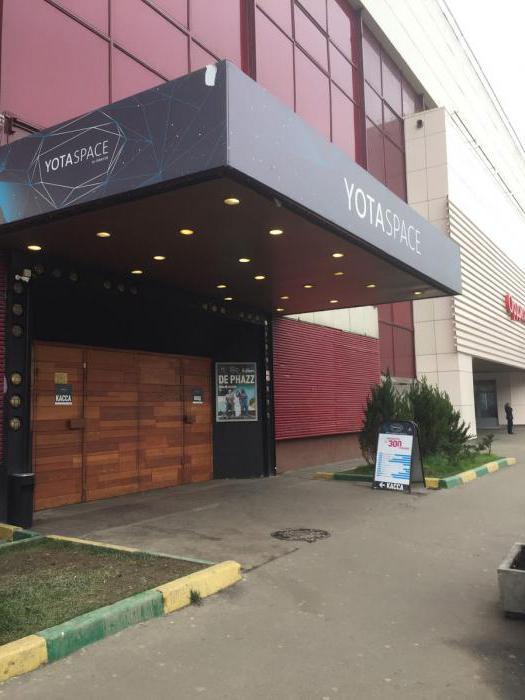 adres yotaspace klubu