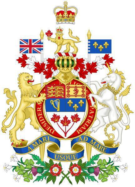 stemma del Canada
