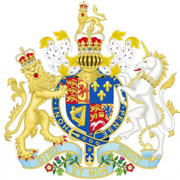 che detiene lo scudo sullo stemma del Canada