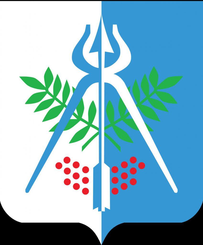 stemma di Izhevsk