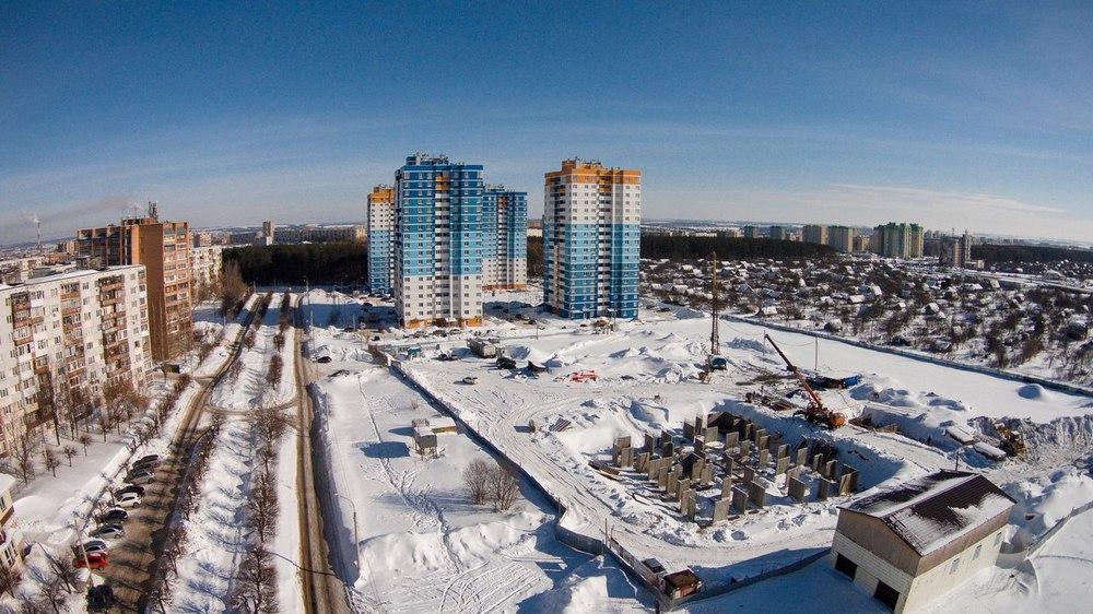 foto della città di Iževsk