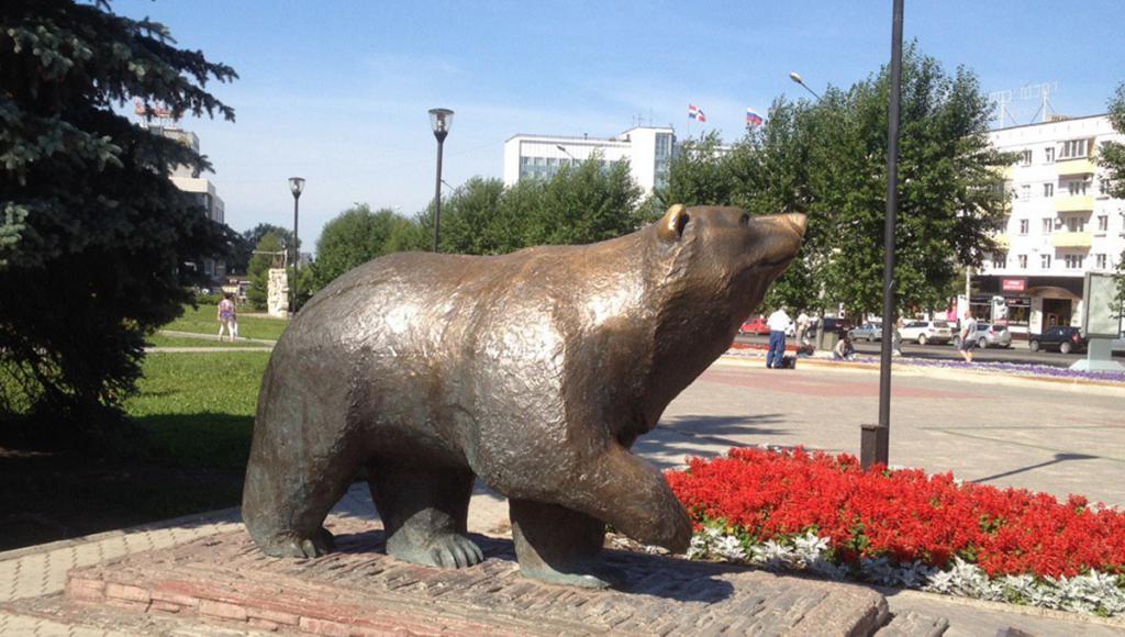 Další důležitou atrakcí města Perm