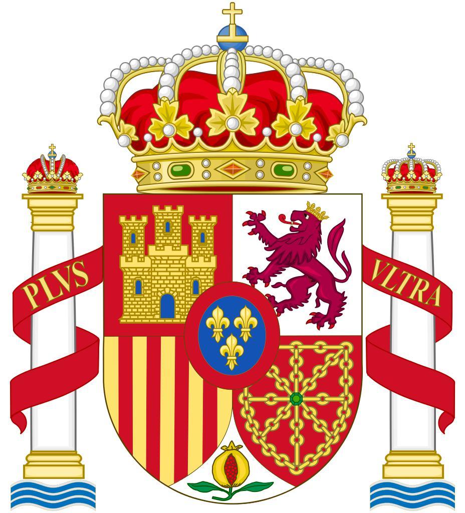 stemma della Spagna