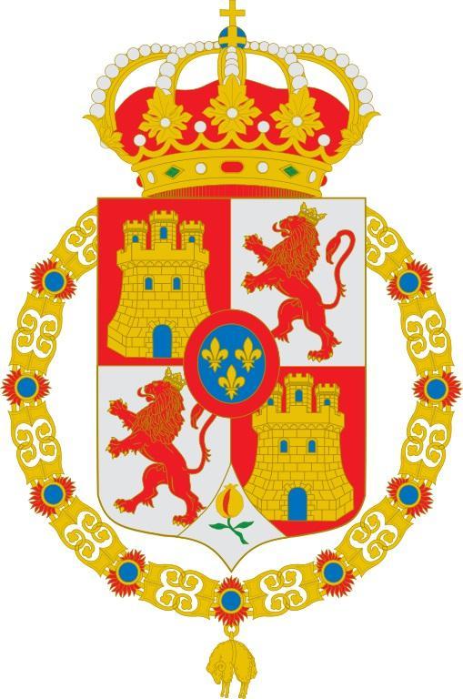 stemma del senato della spagna