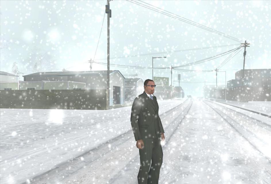 kodovi za vrijeme gta san andreas zime