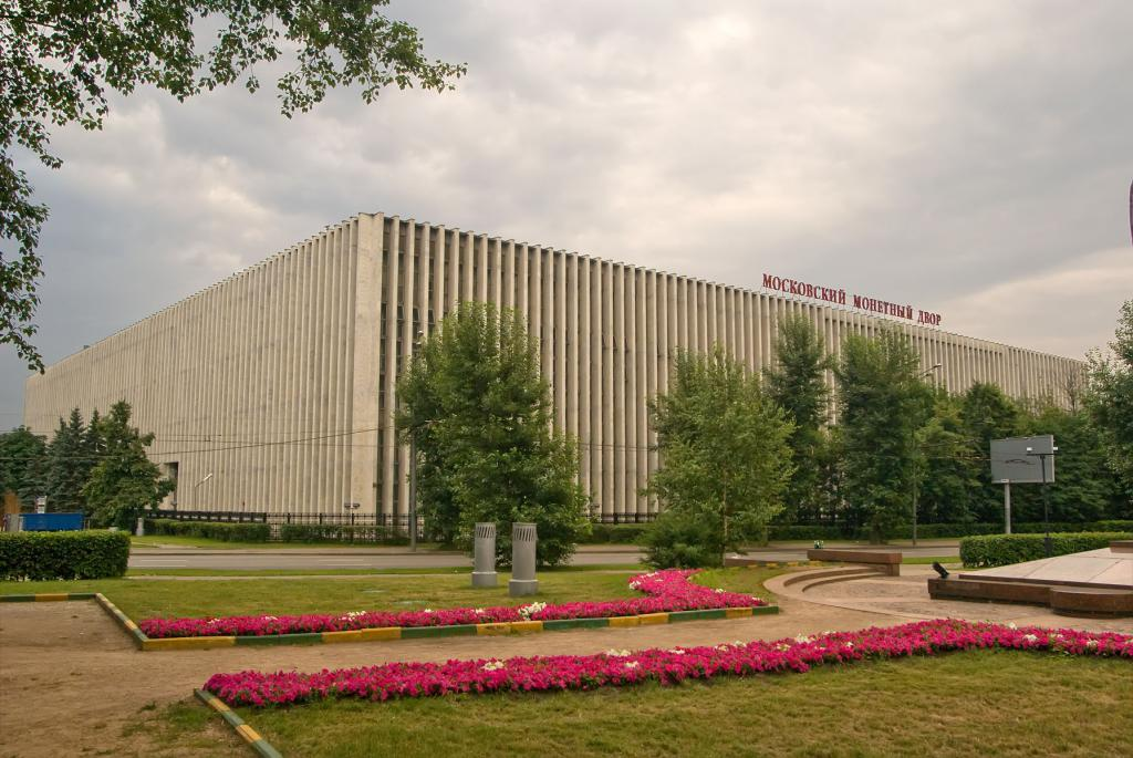 Mosca Mint Building