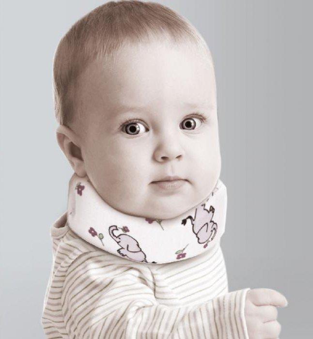 foto di colletto neonato