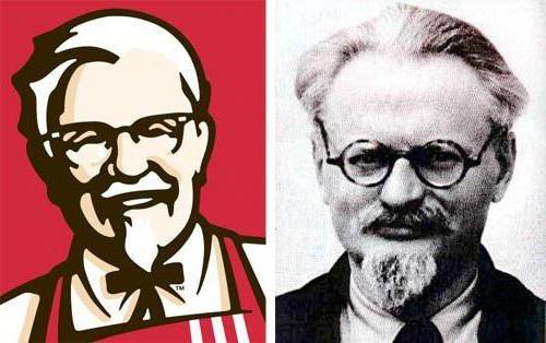Il colonnello Sanders Trotsky