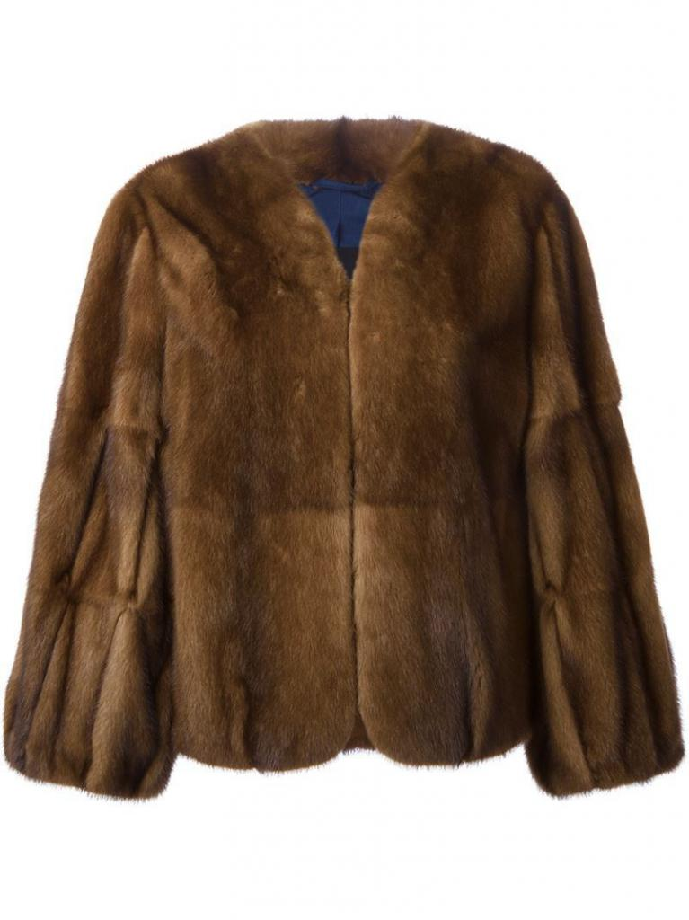 Mink coat jaké barvy