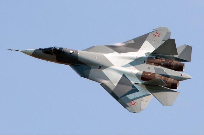 Руски бойни самолети