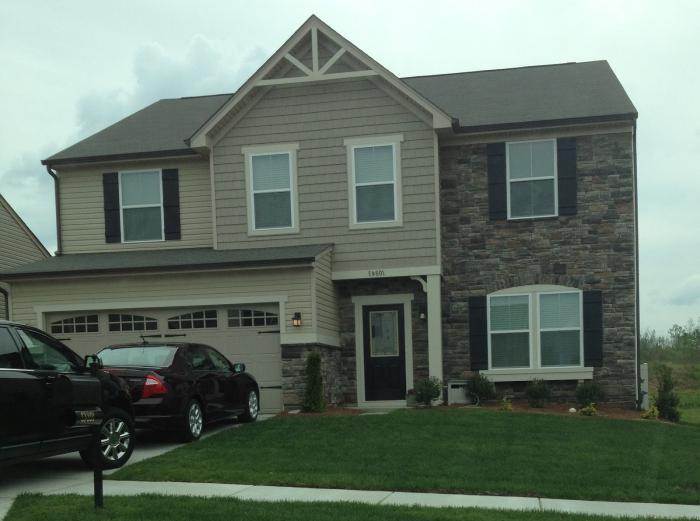 kombinované projekty domů