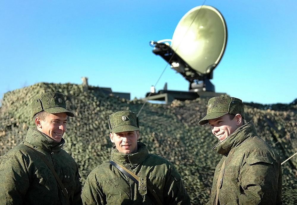 vojske za inženjerske komunikacije