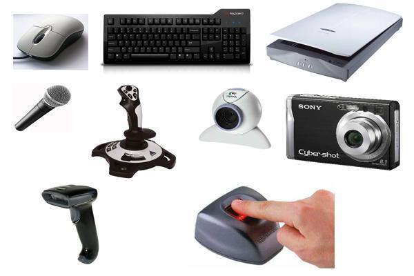 Уређаји за унос информација у ПЦ