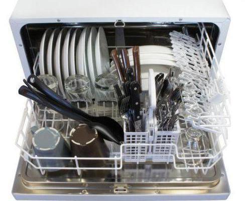 recensioni di lavastoviglie compatta