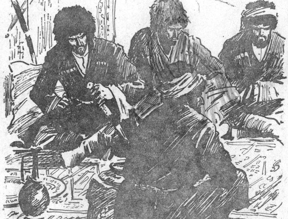 хероји приче Кавкаско заробљеништво