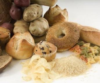 složenih ugljikohidrata u hrani