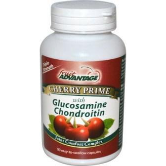 capsule complesse di condroitina glucosamina 90