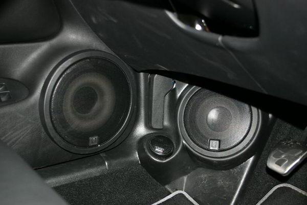acustica della componentistica