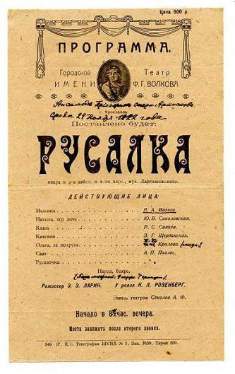 Alexander Sergeevich Dargomyzhsky breve biografia