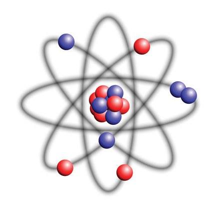 la struttura dell'atomo e il nucleo atomico
