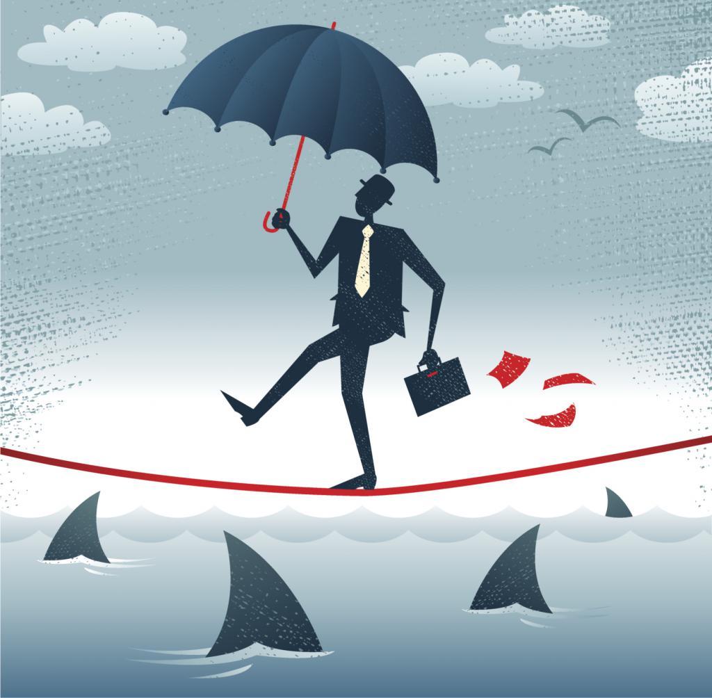 tipi di rischi economici