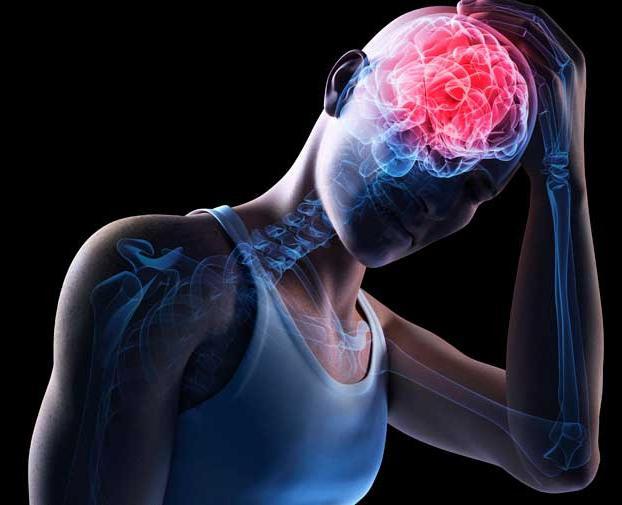 commozione cerebrale