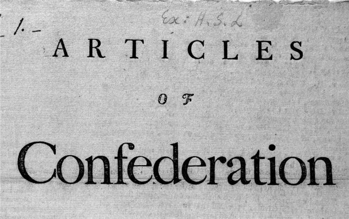 federazione e confederazione