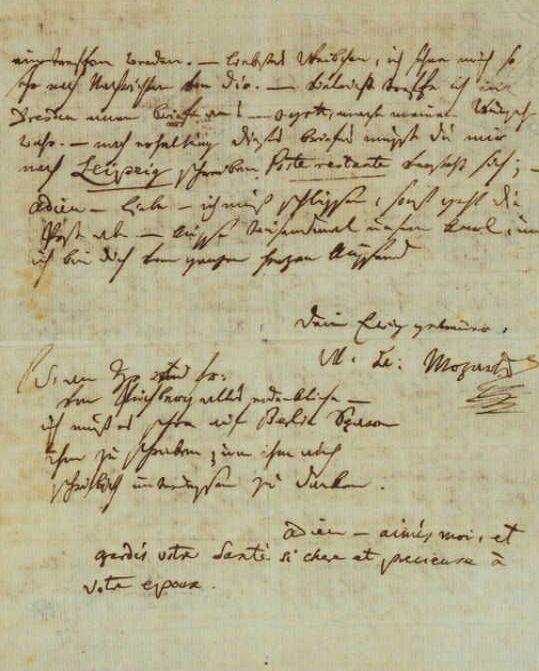 Dopis od Wolfganga Constance