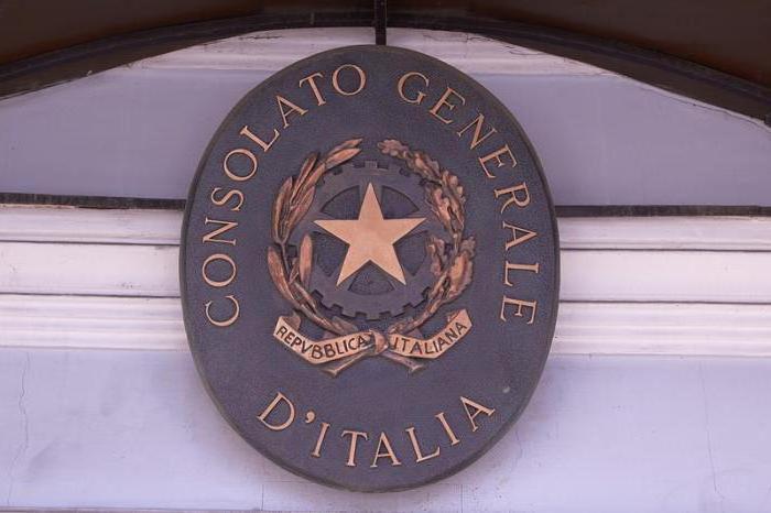 Consolato d'Italia a Mosca indirizzo