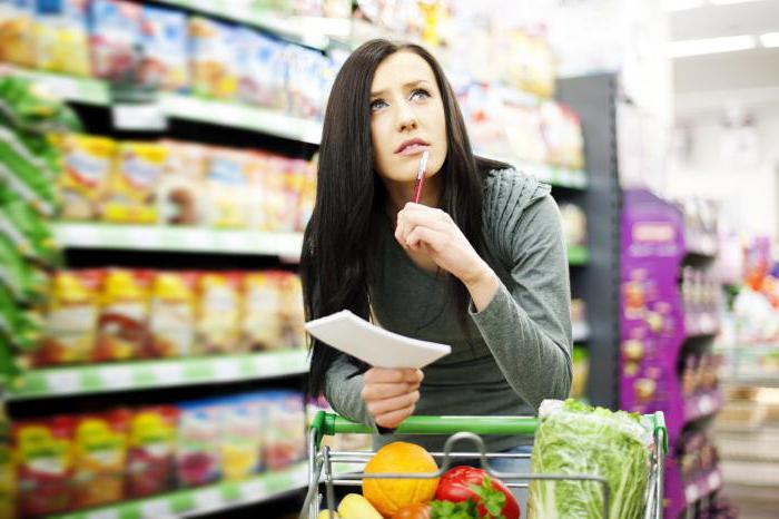 vrste potrošniških lastnosti