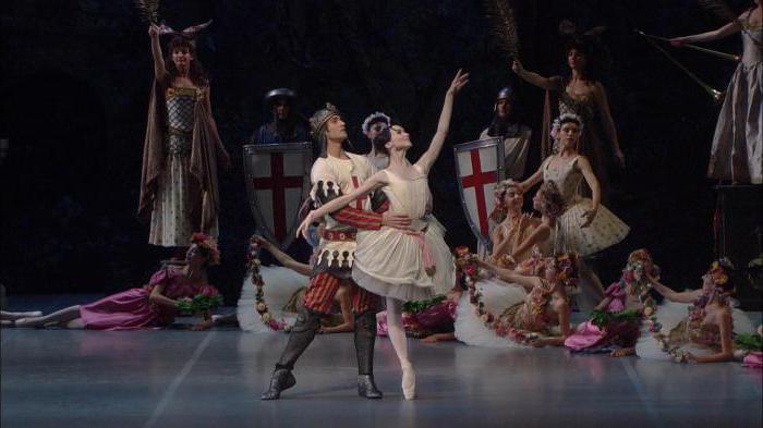 резюме на балетите на либето