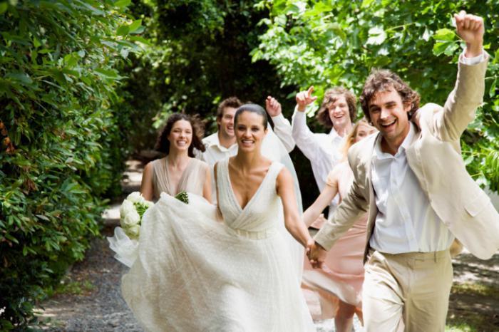 Scénář ceny nevěsty ve verších s soutěžemi