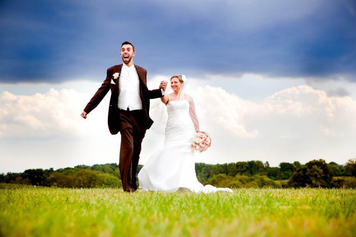 Soutěže pro nevěstu v soukromém domě