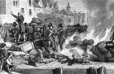 blokada kontynentalna 1807-1812