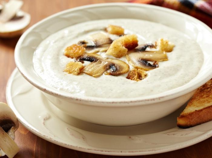 juha od gljiva