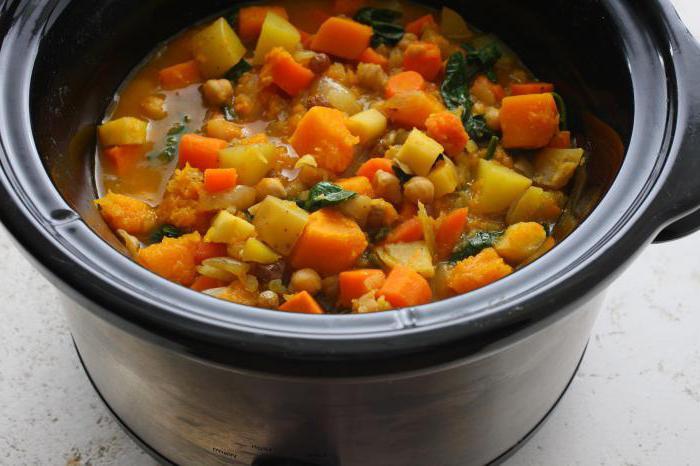 готвене на зеленчуци