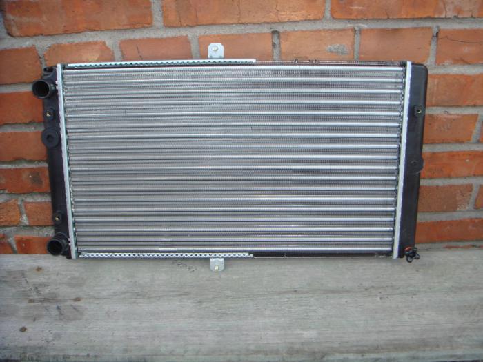 sustav hlađenja VAZ 2110