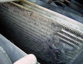 cijev sustava hlađenja VAZ 2110