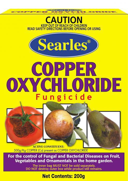 Цоппер цхлорине