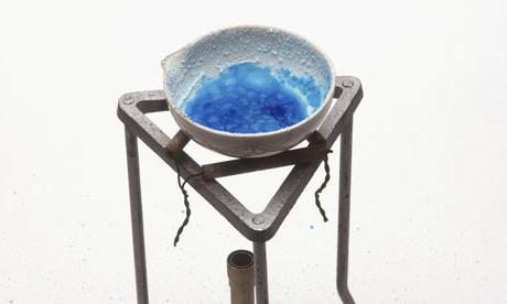 lastnosti bakrovega sulfata