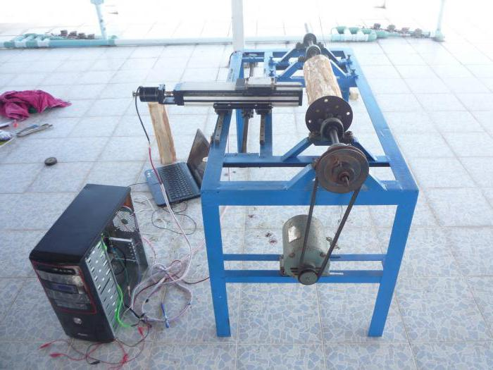 Копирни фрезови машини за дърво